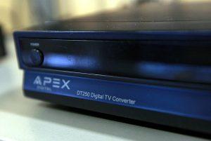 best digital tv converter box