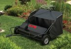 best lawn sweeper